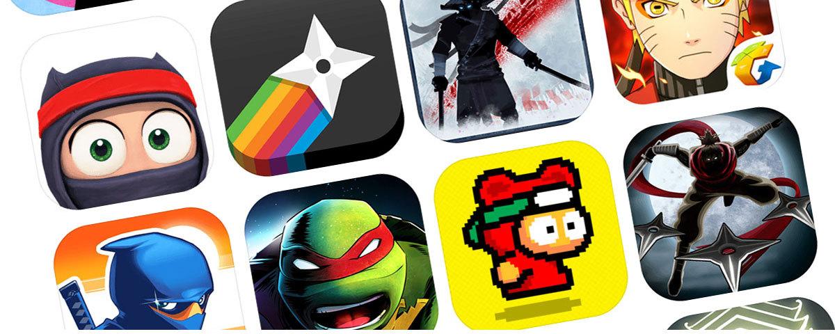 """""""忍""""者无敌!盘点那些可以藏在手机里的忍者游戏"""